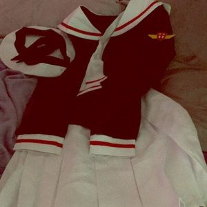 CardCaptor Sakura School Uniform